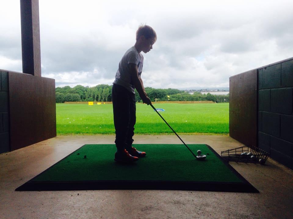 Bridgend Golf - Driving Range