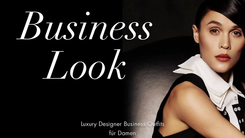 Luxury Designer Business Outfits für Damen