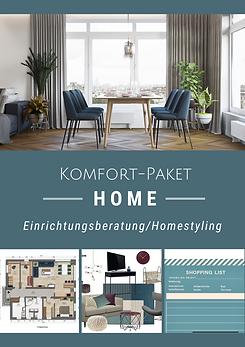 Einrichtungsberatung,Homestyling / Komf