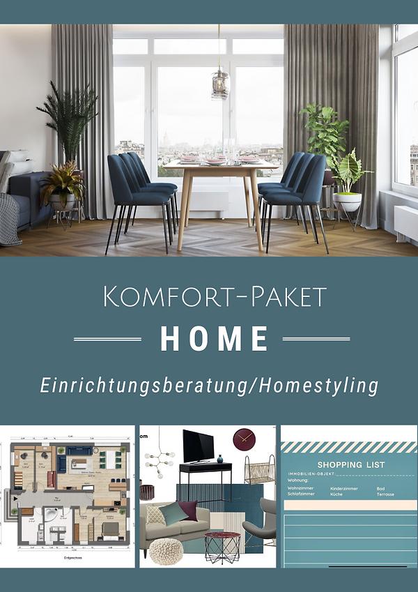 Einrichtungsberatung,Homestyling _ Komf