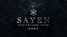 「Russia SAYEN International Hotel」プロモーションビデオに出演