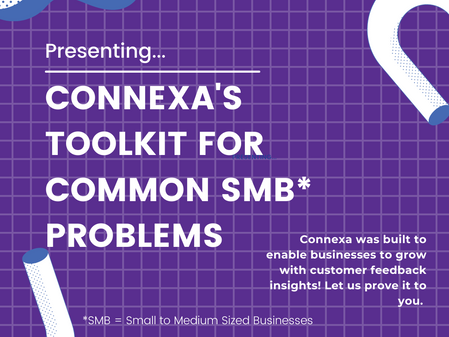Connexa's Toolkit for Common SMB Problems