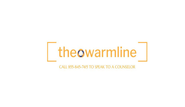 CALL 855-845-7415 TO SPEAK TO A COUNSELOR. The Peer-Run Warm Line is a non-emergency resource for anyone in CA seeking mental and emotional support.