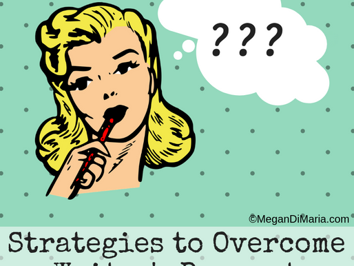 Strategies to overcome writer's burnout, part 1