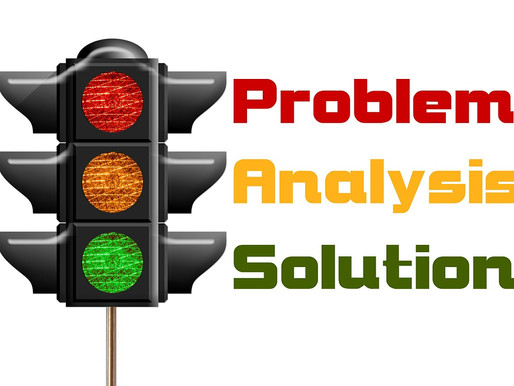 Want to know what your problem is?