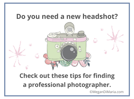 Need a professional headshot? Here's what you should know: