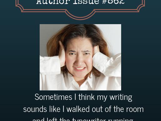 How an Author Handles Doubts