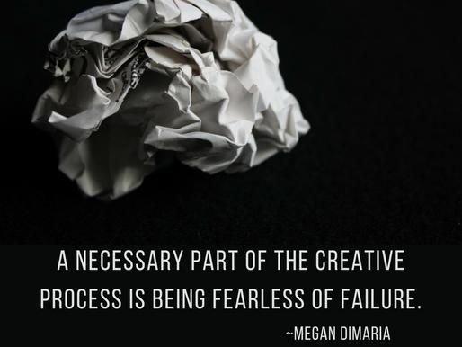 Are you afraid of failure?