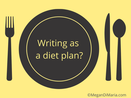 Here's a new take: writing as part of a diet plan