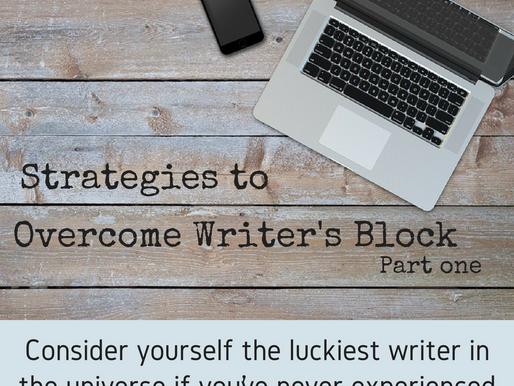 Strategies to Overcome Writer's Block
