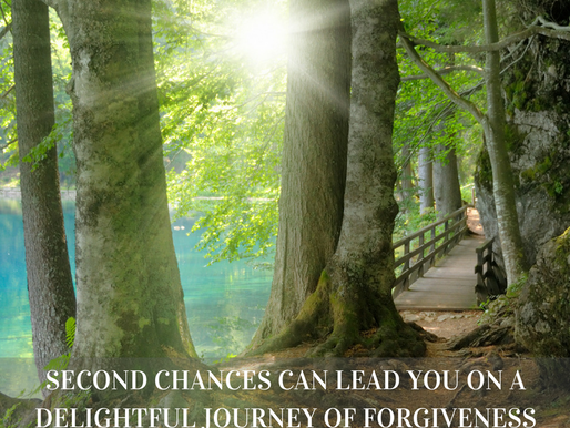 Why you should extend grace and a second chance