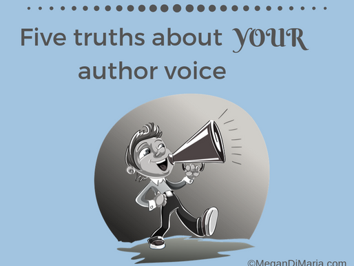 Five truths about YOUR author voice