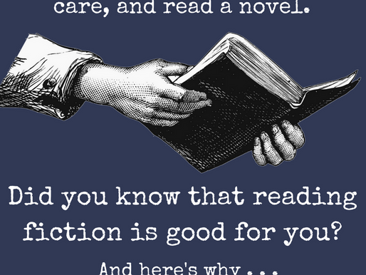 Why reading fiction is good for you
