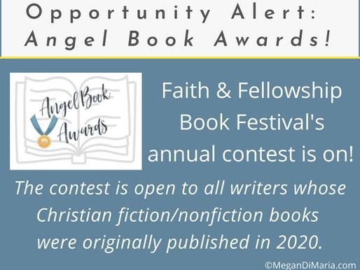 Opportunity Alert: Angel Book Awards