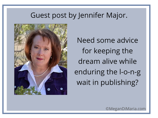 Encouragement for the writing journey with guest Jennifer Major