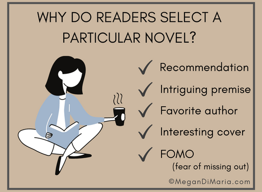 Why readers select a novel