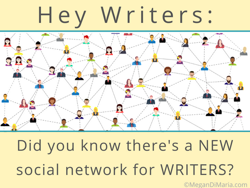 Author Media Social: a new social network for writers!