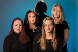 1-in-5 women in college