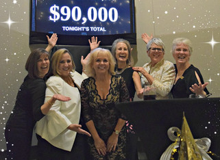 WELLNESS PLACE RAISES RECORD NUMBER AT GALA!