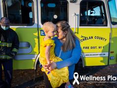Wellness Place Car Parade for Danica