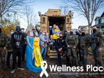 Wellness Place car parade