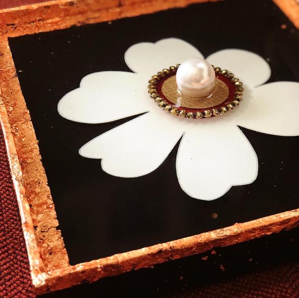 Pearled Poppy