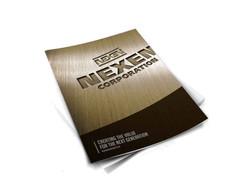 NEXEN brochure 프로젝트