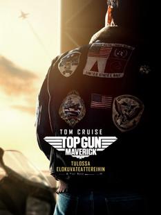 Top Gun: Maverick - teattereissa 9.7. Katso traileri tästä.