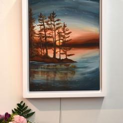 Landscape Reflection Navy, Seanna.jpg