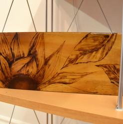 Sunflower charcututie board.jpg