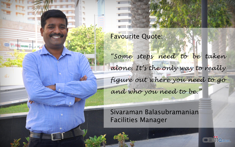 Sivaraman Balasubramanian