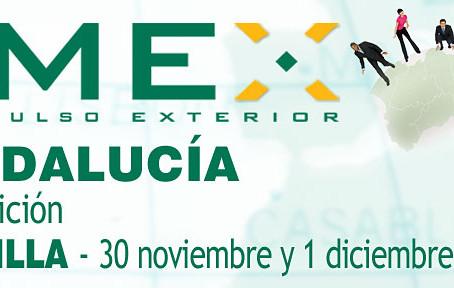 IMEX Andalucía, feria imprescindible del impulso exterior