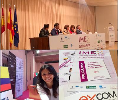 IMEX Castilla-La Mancha duplica las expectativas de asistencia
