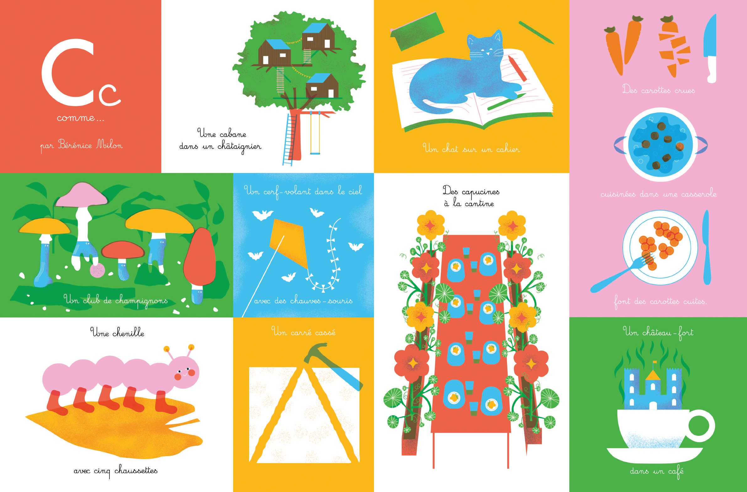 Maison Georges Thepicturebookagency