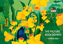 Cover - Spring 2021 - The Picture Book A