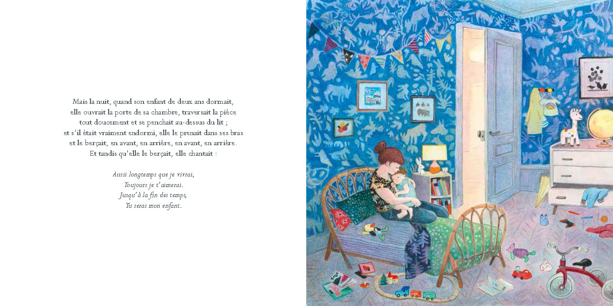 Je T Aimerai Toujours Thepicturebookagency