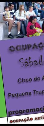 Ocupação artística nos parques de São Bernardo do Campo