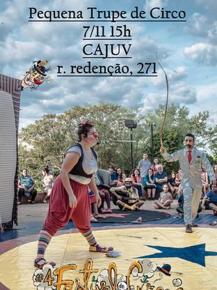 IV Festival de Circo de São Bernardo do Campo