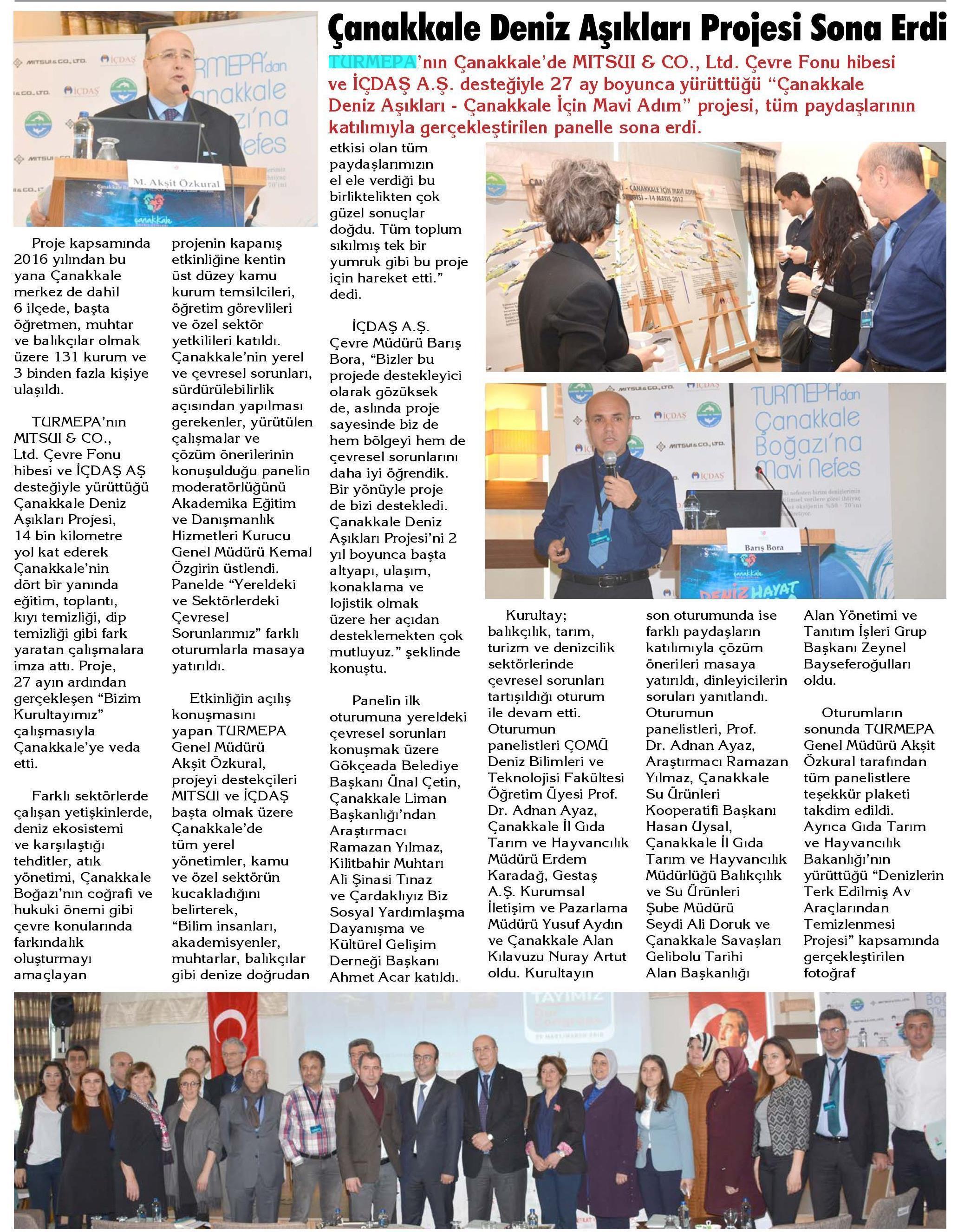 Çanakkale Boğaz 04.04.2018