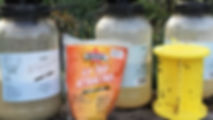 Orchard Equine Retirement utilizes fly traps and fly parasites as part of our fly management program