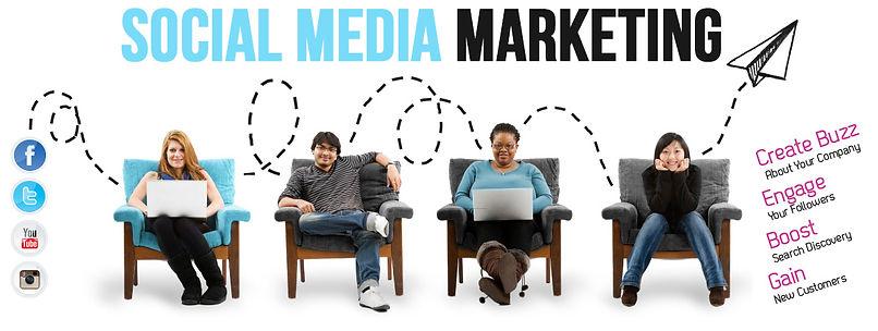 Social Media Marketing LC Designs
