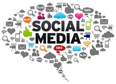 Social Media con LC Designs
