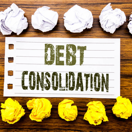 Debt Consolidation Mortgages