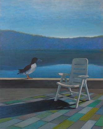La chaise et l'oiseau