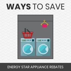 Ways to Save - Appliances