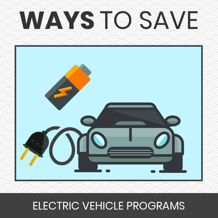 Ways to Save - EVs
