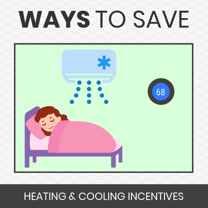 Ways to Save - Heating & Cooling