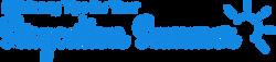 Staycation Logo - Blue