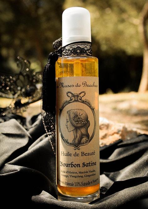 Huile de Beauté Bourbon Satine
