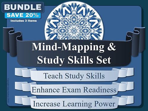 Mind-Mapping & Study Skills Set